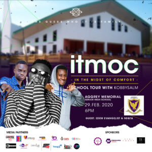 #ITMOC SCHOOL TOUR