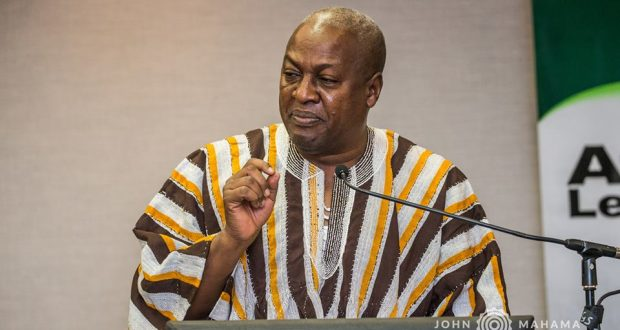 Mahama calls for urgent teleconference among ECOWAS leaders over COVID-19