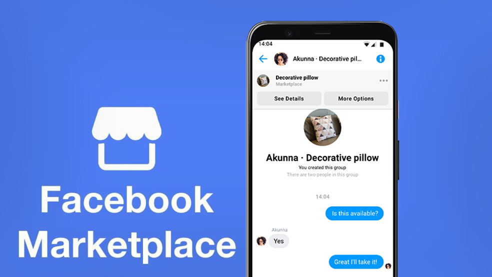Facebook Marketplace Rolls Out to Ghana